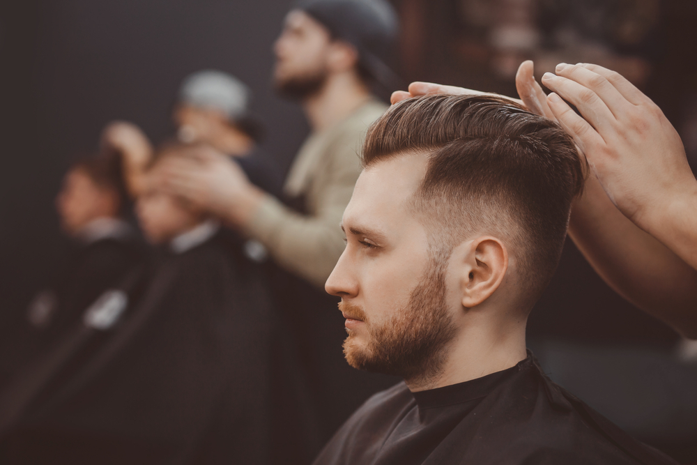 Best Men's Haircut in Columbia Maryland