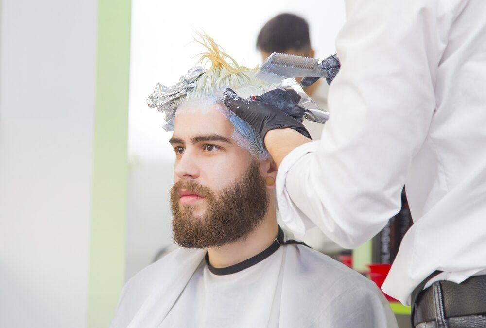 Top Men's Hair Color Styles in 2021