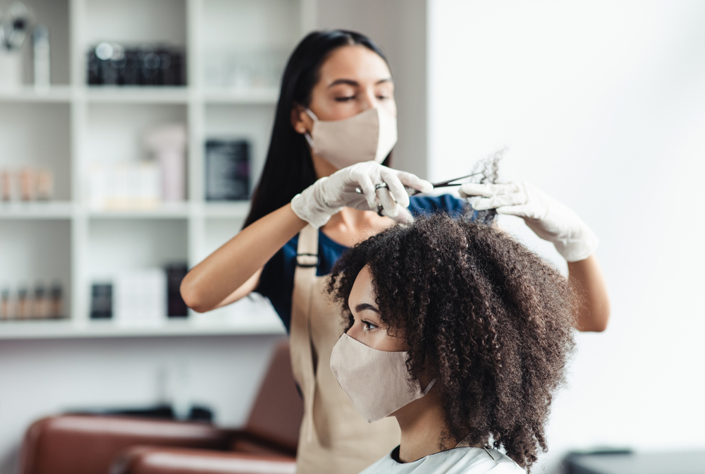 Reducing COVID in Your Local Hair Salon